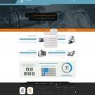 طراحی سایت فروشگاهی شرکت آرسس