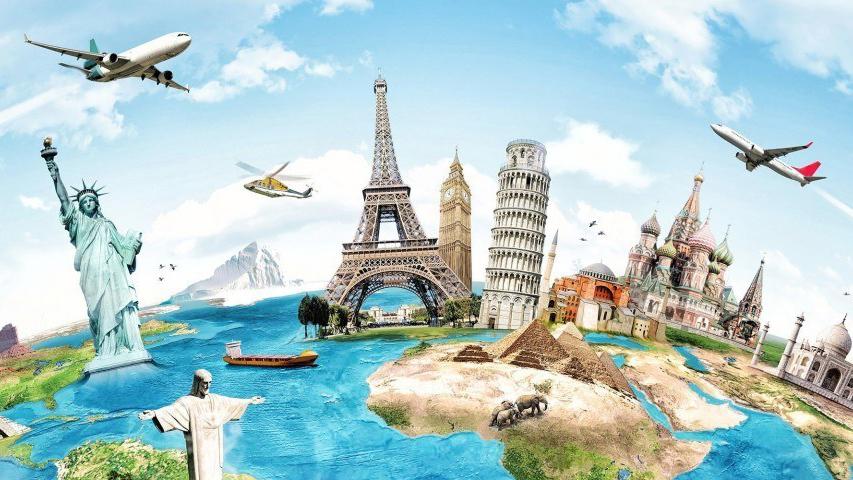 طراحی سایت گردشگری و توریسم