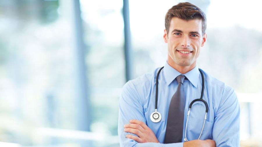 طراحی وب سایت شخصی پزشک